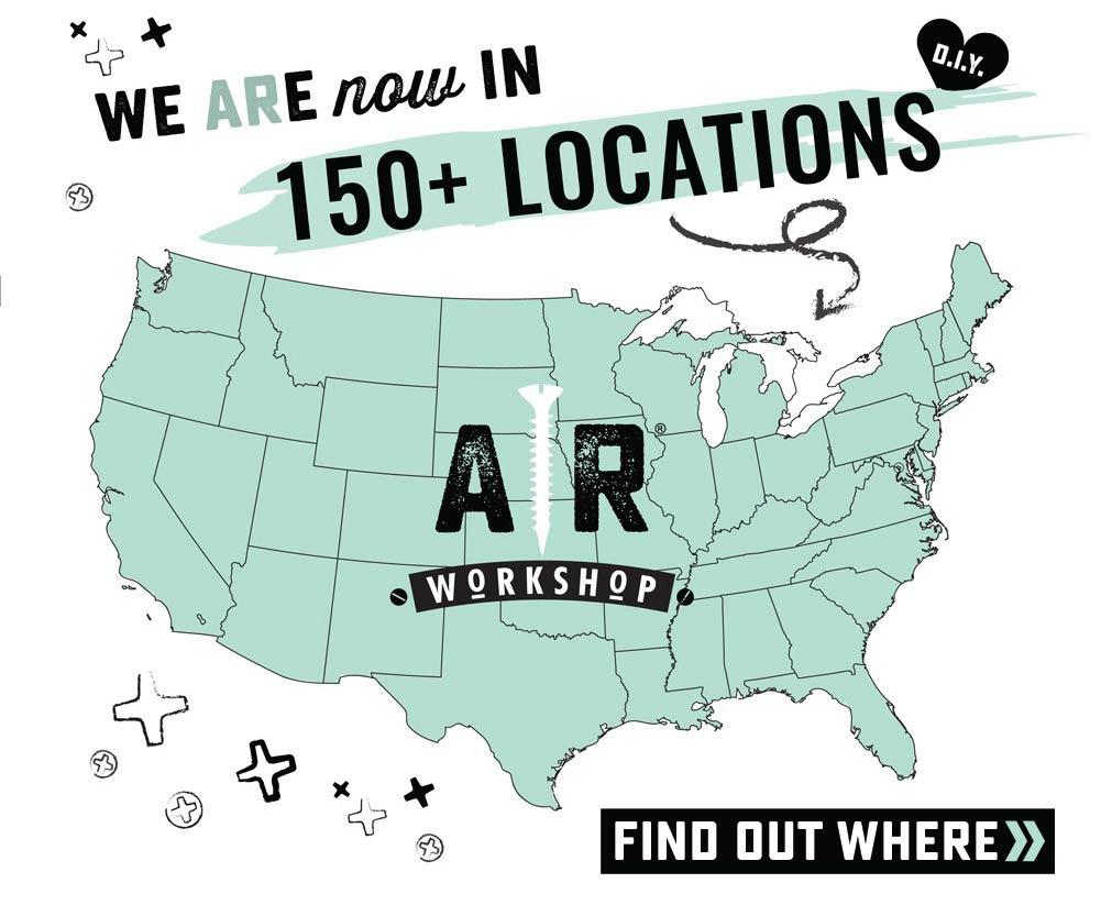 ar workshop franchise locations