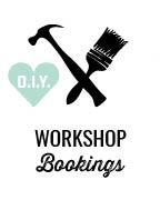 DIY Workshop Bookings