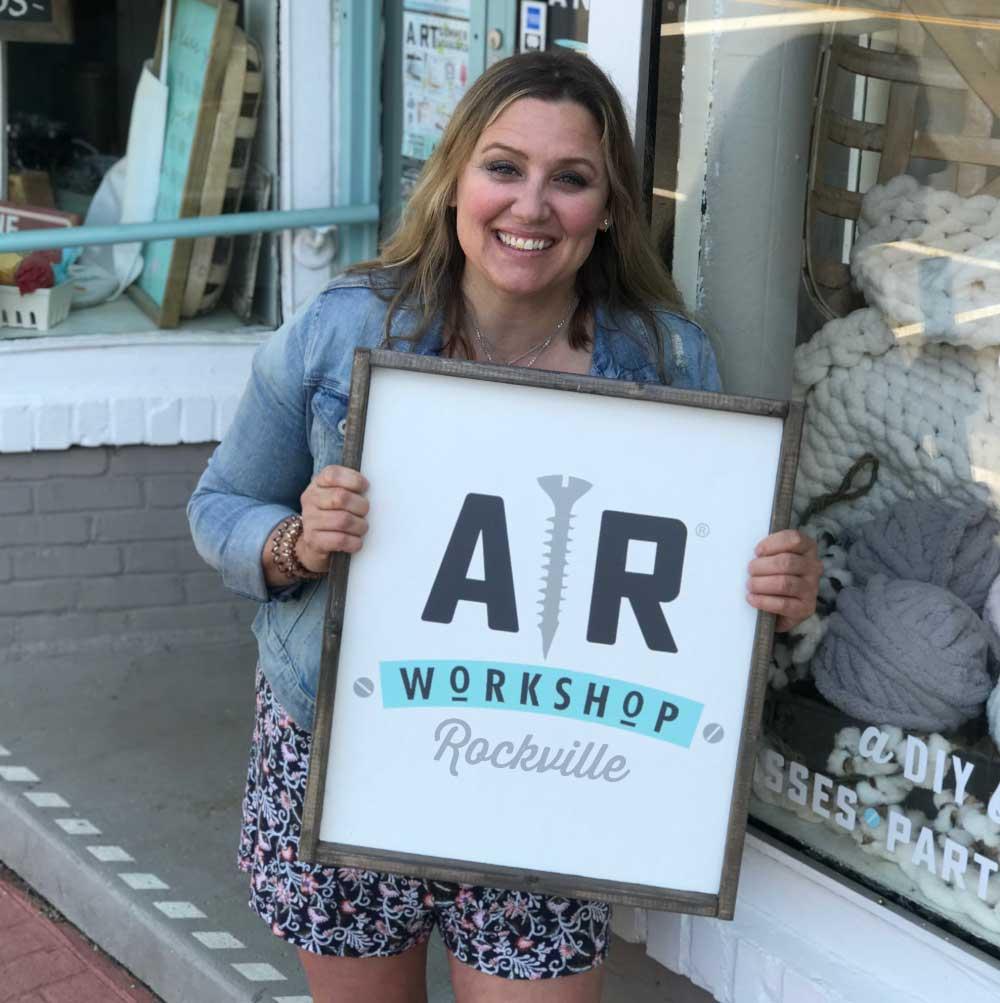 AR Workshop Rockville owner
