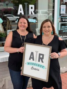 Featured Owner: AR Workshop Evans